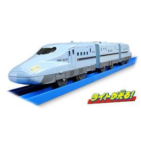 プラレール S-04 ライト付N700系新幹線みずほ・さくら タカラトミー