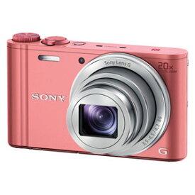 DSC-WX350-P ソニー デジタルカメラ「Cyber-shot WX350」(ピンク)