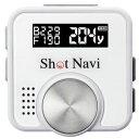 SHOTNAVI V1 WH【税込】 ショットナビ GPSゴルフナビ(ホワイト) Shot Navi V1 [SHOTNAVIV1WH]【返品種別A】【送料無料...