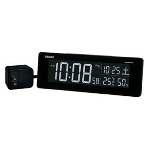 DL205K セイコークロック デジタル電波時計 シリーズC3 [DL205K]【返品種別A】【送料無料】