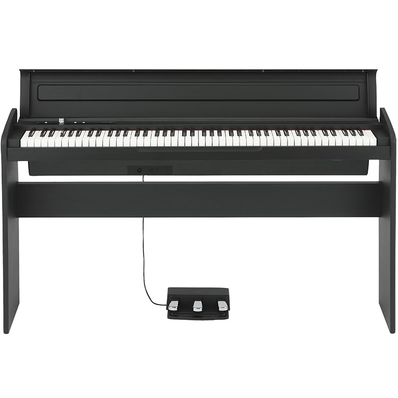 LP-180-BK コルグ 電子ピアノ (ブラック) KORG