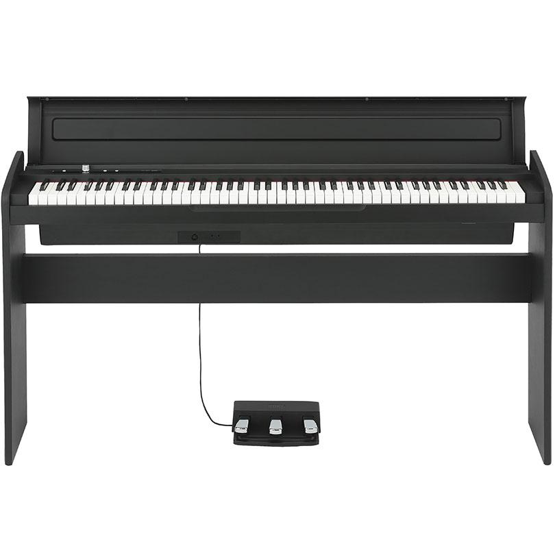 LP-180-BK コルグ 電子ピアノ (ブラック) KORG [LP180BK]【返品種別A】【送料無料】