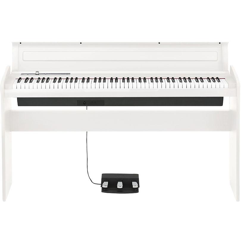 LP-180-WH コルグ 電子ピアノ (ホワイト) KORG LP-180 WH [LP180WH]【返品種別A】【送料無料】