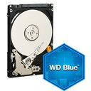 WD10JPVX【税込】 ウエスタンデジタル 【バルク品】2.5インチ 内蔵ハードディスク1.0TB(9.5mm厚) WesternDigital WD Blue [WD10JPVX]【返品種別B】【