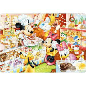 ディズニー チャイルドパズル ミッキーのケーキやさん 80ピース ジグソーパズル テンヨー