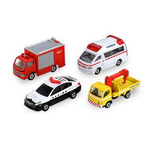 トミカ 緊急車両セット5 タカラトミー [トミカ キンキュウシャリョウセット5]【返品種別B】