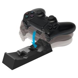【PS4】置くだけ充電スタンド for DUALSHOCK4 ホリ [PS4-017]