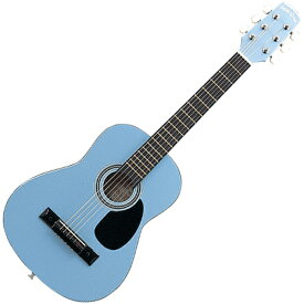 W-50/UBL セピアクルー ミニアコースティックギター(ライトブルー) Sepia Crue