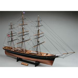 1/100 木製帆船模型 カティサーク ウッディジョー [UD 1/100 カティサーク]【返品種別B】