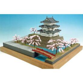 1/150 木製模型 弘前城 ウッディジョー