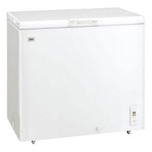 JF-NC205F(W) ハイアール 205L チェストタイプ 冷凍庫(フリーザー)直冷式 ホワイト Haier [JFNC205FW]【返品種別A】【送料無料】(標準設置無料)