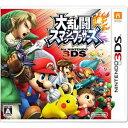 【3DS】大乱闘スマッシュブラザーズ for ニンテンドー3DS 【税込】 任天堂 [CTR-P-AXCJ 3DSスマッシュブラザーズ]【返…