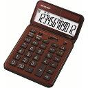 EL-VN82-TX【税込】 シャープ 卓上電卓 12桁(ブラウン) 50周年記念モデル [ELVN82TX]【返品種別A】【RCP】