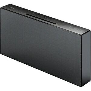 CMT-X3CD-B ソニー ウォークマン接続対応 Bluetooth CDコンポ (ブラック) SONY
