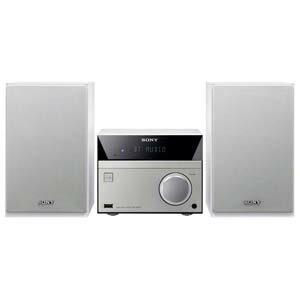 CMT-SBT40-W ソニー ウォークマン接続対応BluetoothワイヤレスCDコンポ(ホワイト) SONY