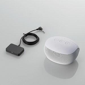 LBT-SPP20TVWH エレコム Bluetooth対応 テレビ用ワイヤレススピーカー(ホワイト) ELECOM [LBTSPP20TVWH]【返品種別A】