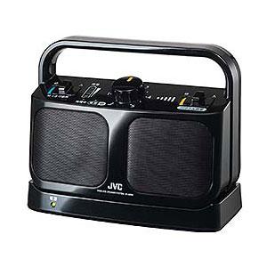 SP-A850-B JVC 防滴仕様 テレビ用ワイヤレススピーカー(ブラック) JVC