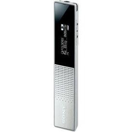 ICD-TX650-S ソニー リニアPCM対応ICレコーダー16GBメモリ内蔵(シルバー) SONY