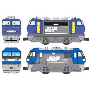 [鉄道模型]バンダイ Bトレインショーティー EF200形+EF210形 電気機関車 [Bトレ EF200 EF210]【返品種別B】