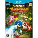 【Wii U】ソニックトゥーン 太古の秘宝 【税込】 セガ [WUP-P-BSSJ]【返品種別B】【送料無料】【RCP】