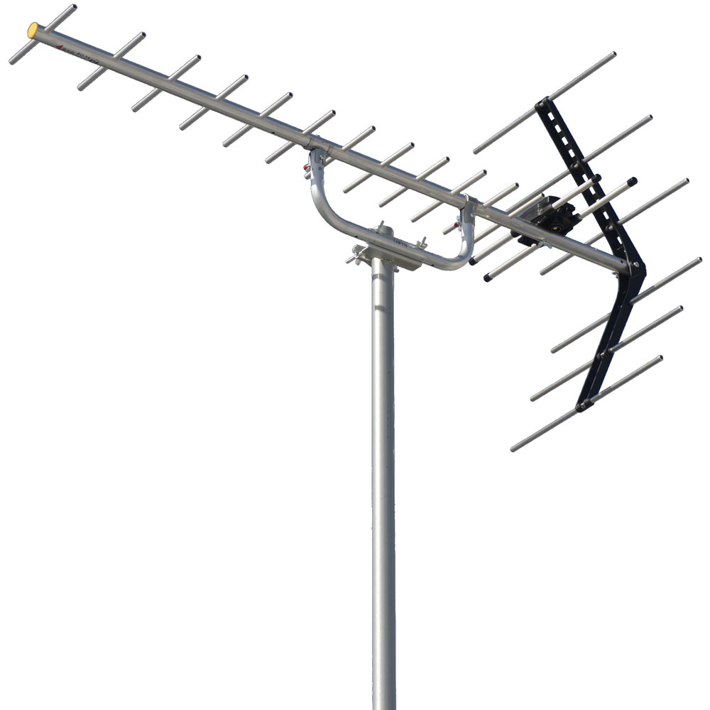 AU14R 日本アンテナ 地上デジタルアンテナ 【14素子 普及型】