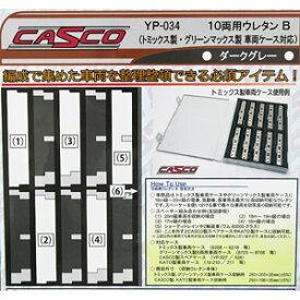 [鉄道模型]キャスコ 【再生産】(N) YP-034 10両用ウレタンB(1枚入り・ダークグレー)