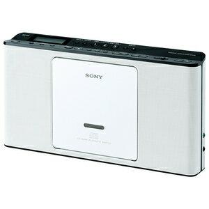 ZS-E80-W ソニー CDラジオ(ホワイト) SONY [ZSE80W]【返品種別A】【送料無料】