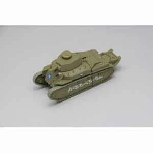 ガールズ&パンツァー 八九式中戦車甲型 USBメモリ4(アンツィオ模擬戦時)【95004】 ファインモールド