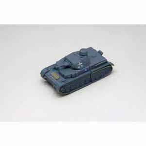 ガールズ&パンツァー IV号戦車D型 USBメモリ1(発見時〜親善試合時)【95005】 ファインモールド