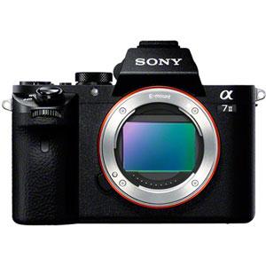 ILCE-7M2 ソニー フルサイズミラーレス一眼カメラ「α7II」ボディ
