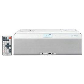 CLX-50-W ケンウッド Bluetooth機能搭載USB対応CDラジオ(セラミックホワイト) KENWOOD