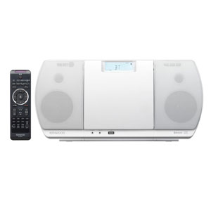 CR-D3-W ケンウッド Bluetooth機能搭載USB対応CDラジオ(ホワイト) KENWOOD [CRD3W]【返品種別A】