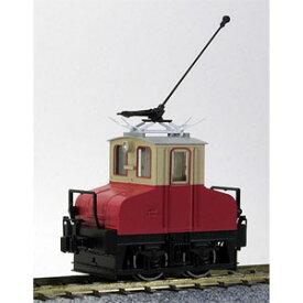 [鉄道模型]ワールド工芸 【再生産】(HO)16番 銚子電鉄 デキ3 2012年ポール仕様 電気機関車 組立キット
