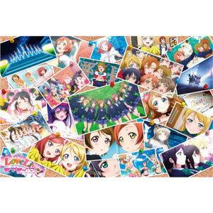 ラブライブ!School idol project μ'S(ミューズ)の軌跡 1000ピース エンスカイ [アート1000-532ミューズノキセキ]【返品種別B】