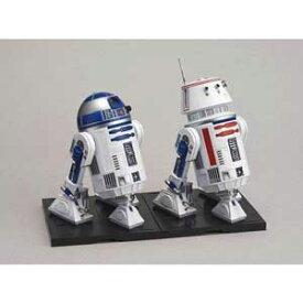 1/12 R2-D2 & R5-D4(スターウォーズ) バンダイ