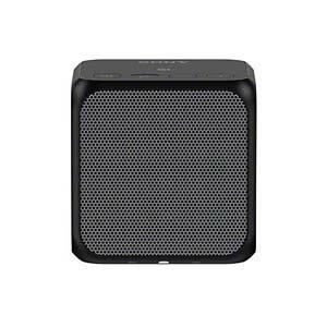 SRS-X11-B ソニー Bluetooth対応ワイヤレスポータブルスピーカー(ブラック) SONY [SRSX11B]【返品種別A】