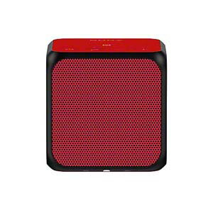SRS-X11-R ソニー Bluetooth対応ワイヤレスポータブルスピーカー(レッド) SONY [SRSX11R]【返品種別A】