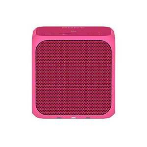 SRS-X11-P ソニー Bluetooth対応ワイヤレスポータブルスピーカー(ピンク) SONY [SRSX11P]【返品種別A】