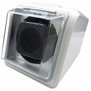 KA078-003 時計用品 ウォッチワインダー1本巻き オフホワイト [KA078003Sシロ]【返品種別B】