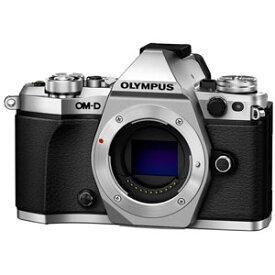 E-M5 MK2 ボデイ-(SLV) オリンパス ミラーレス一眼カメラ「OM-D E-M5 MarkII」ボディ(シルバー)