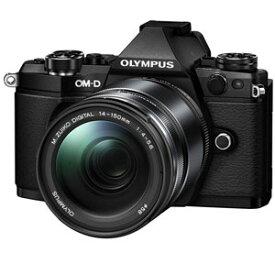 E-M5-MK2-14150K(BLK) オリンパス ミラーレス一眼カメラ「OM-D E-M5 MarkII」14-150mmII レンズキット(ブラック)