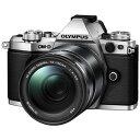 E-M5 MK2 14150K(SLV) オリンパス デジタル一眼カメラ「OM-D E-M5 MarkII」14-150mmII レンズキット(シルバー) [EM5MK214150KSLV]【返品種別