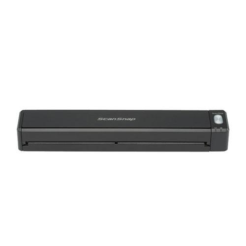FI-IX100A-P 富士通 モバイルスキャナ 2年保証モデル(ブラック) ScanSnap iX100 [FIIX100AP]【返品種別A】