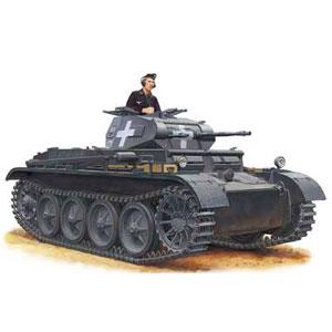 1/35 独・II号D型快速軽戦車【CB35061】 ブロンコ
