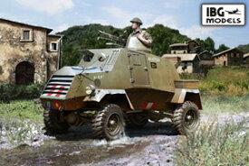 【再生産】1/35 加・オッター偵察4輪軽装甲車【PB35019】 IBG