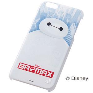 RT-DXP8B/BM レイ・アウト iPhone6 Plus用ベイマックス・シェルジャケット(ベイマックス) [RTDXP8BBM]【Disneyzone】【返品種別A】