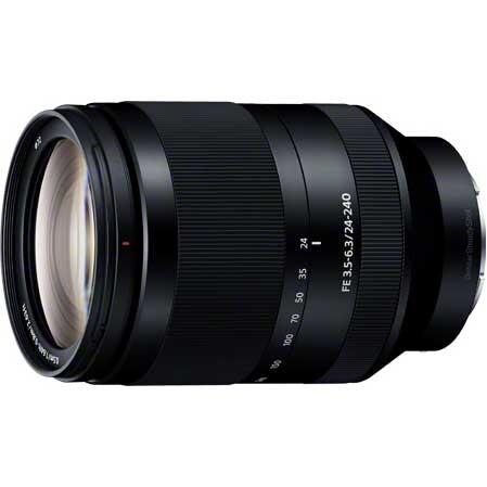 SEL24240 ソニー FE 24-240mm F3.5-6.3 OSS ※Eマウント用レンズ(フルサイズ対応)