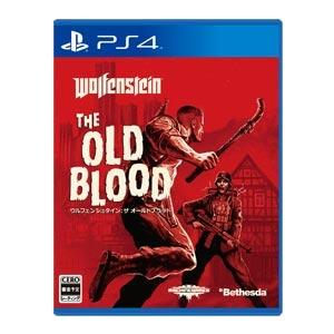 【PS4】ウルフェンシュタイン:ザ オールドブラッド ベセスダ・ソフトワークス [PLJM-84030]【返品種別B】