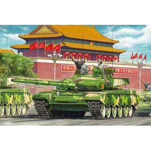 1/35 中国・PLA-ZTZ-99A1主力戦車【CB35040】 ブロンコ [CB35040 チュウゴクPLA-ZTZ-99A1 シュリョクセンシャ]【返品種別B】
