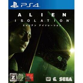 【PS4】ALIEN:ISOLATION -エイリアン アイソレーション- セガ [PLJM80054]